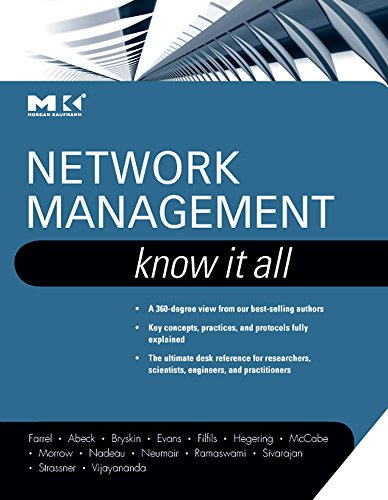9780123745989: Network Management Know It All (Morgan Kaufmann Know It All)
