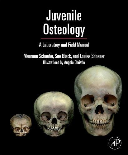9780123746351: Juvenile Osteology: A Laboratory and Field Manual