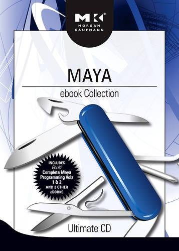 9780123746412: Maya ebook Collection: Ultimate CD
