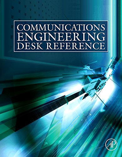9780123746481: Communications Engineering Desk Reference