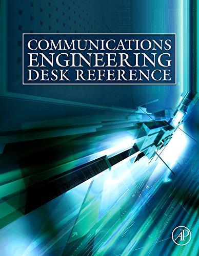 Communications Engineering Desk Reference: Erik Dahlman, Stefan