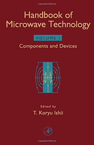 9780123746962: Handbook of Microwave Technology: v. 1: Components and Devices