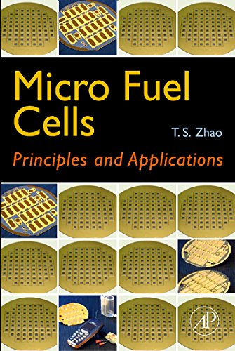 9780123747136: Micro Fuel Cells: Principles and Applications
