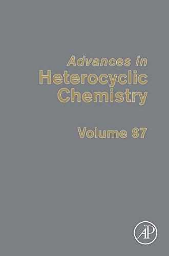 9780123747334: Advances in Heterocyclic Chemistry,, Volume 97