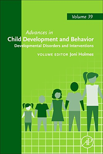9780123747488: Developmental Disorders and Interventions: 39 (Advances in Child Development and Behavior)
