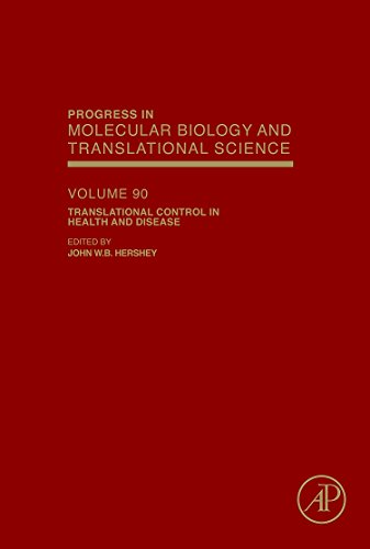 9780123747587: Translational Control in Health and Disease, Volume 90 (Progress in Molecular Biology and Translational Science)