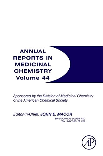 9780123747662: Annual Reports in Medicinal Chemistry, Volume 44