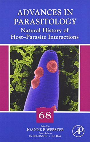 9780123747877: Natural History of Host-Parasite Interactions, Volume 68 (Advances in Parasitology)