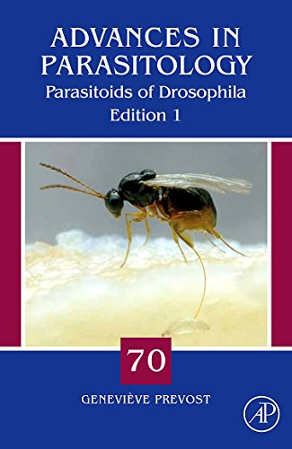 9780123747921: Parasitoids of Drosophila, Volume 70 (Advances in Parasitology)