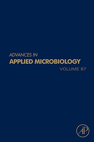 9780123748027: Advances in Applied Microbiology: 67