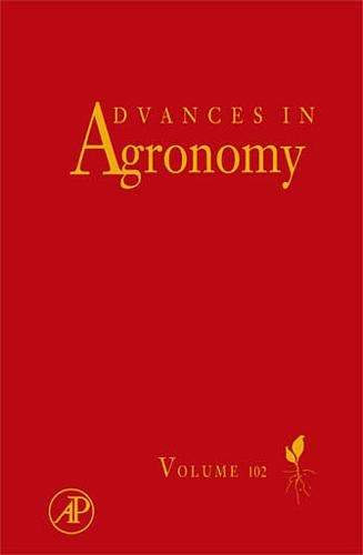 9780123748188: Advances in Agronomy, Volume 102