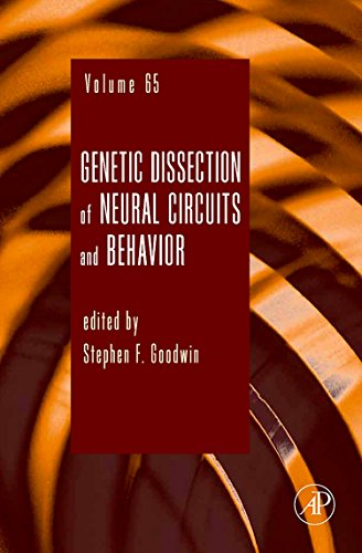 9780123748362: Genetic Dissection of Neural Circuits and Behavior (Advances in Genetics)