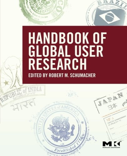 9780123748522: The Handbook of Global User Research