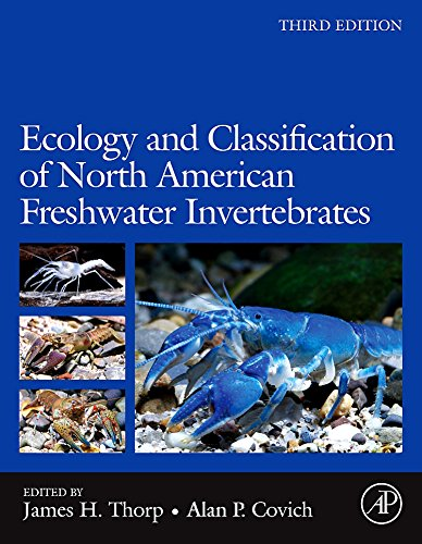 9780123748553: Ecology and Classification of North American Freshwater Invertebrates, Third Edition (Aquatic Ecology (Academic Press))