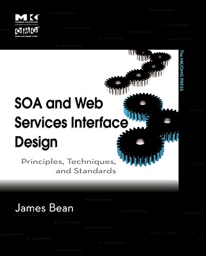 9780123748911: SOA and Web Services Interface Design: Principles, Techniques, and Standards (The MK/OMG Press)