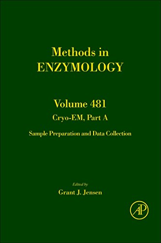 9780123749062: Cryo-EM Part A: Sample Preparation and Data Collection, Volume 481 (Methods in Enzymology)