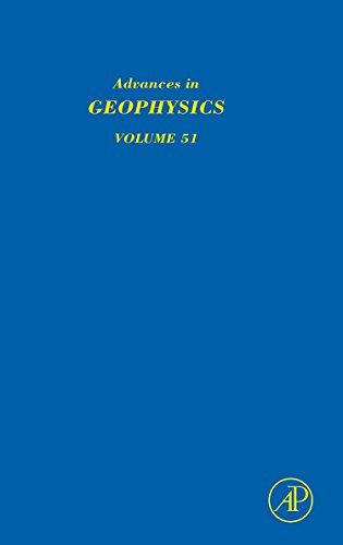 Advances In Geophysics, Volume 51