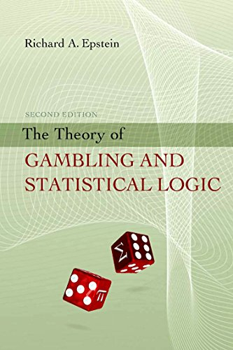 9780123749406: The Theory of Gambling and Statistical Logic, Second Edition