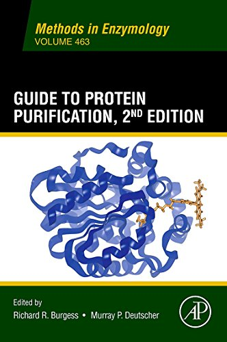 9780123749789: Guide to Protein Purification, Volume 436, Second Edition (Methods in Enzymology)