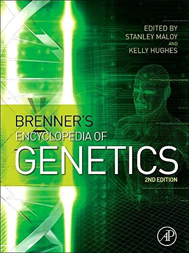 Brenner s Encyclopedia of Genetics (Hardback)