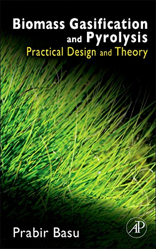 9780123749888: Biomass Gasification and Pyrolysis: Practical Design and Theory