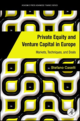 9780123750266: Private Equity and Venture Capital in Europe: Markets, Techniques, and Deals