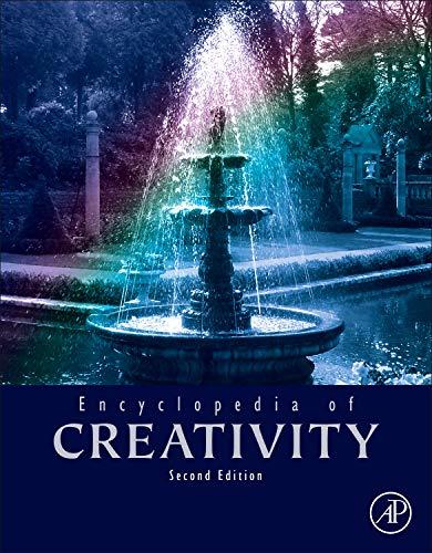 9780123750396: Encyclopedia of Creativity, Second Edition (Encyclopedia of Creativity, Two-Volume Set)