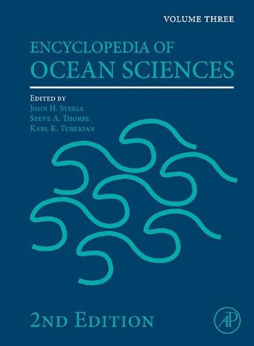 9780123750549: Encyclopedia of Ocean Sciences, Six-Volume Set: Encyclopedia of Ocean Sciences vol 3, Second Edition: Six-Volume Set