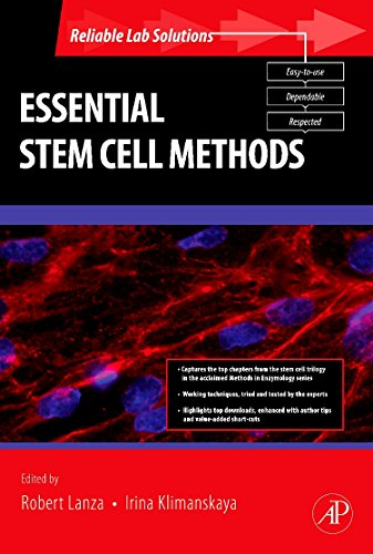 9780123750617: Essential Stem Cell Methods (Reliable Lab Solutions)