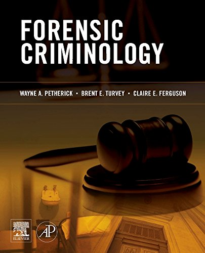 9780123750716: Forensic Criminology