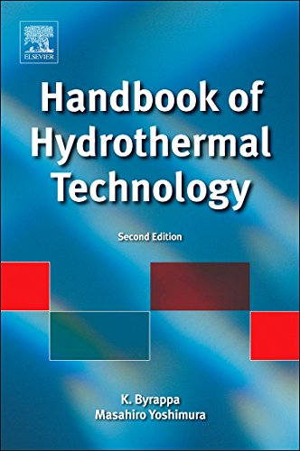 9780123750907: Handbook of Hydrothermal Technology, Second Edition