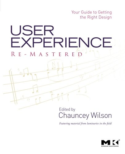 9780123751140: User Experience Re-Mastered