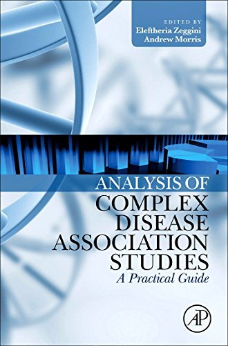 9780123751423: Analysis of Complex Disease Association Studies: A Practical Guide