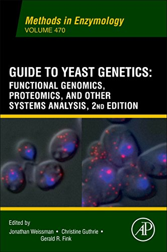 9780123751713: Guide to Yeast Genetics: Functional Genomics, Proteomics and Other Systems Analysis, Volume 470, Second Edition (Methods in Enzymology)