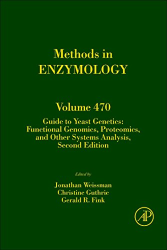 9780123751720: Guide to Yeast Genetics: Functional Genomics, Proteomics, and Other Systems Analysis, Volume 470, Second Edition (Methods in Enzymology)