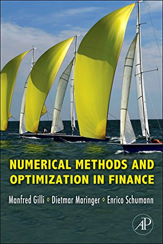 9780123756626: Numerical Methods and Optimization in Finance