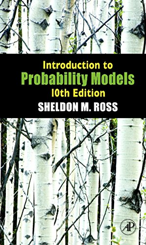 9780123756862: Introduction to Probability Models