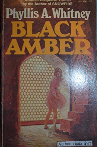9780123762481: Blue Fire, Black Amber