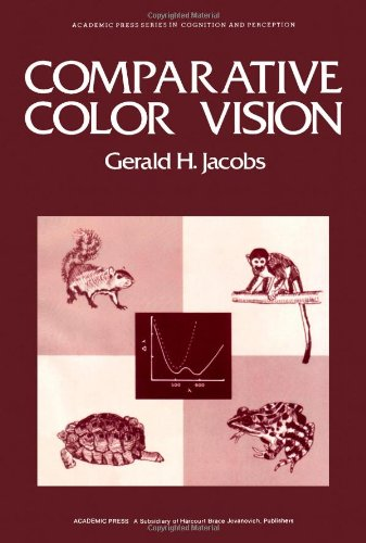 9780123785206: Comparative Colour Vision (Academic Press Series in Cognition & Perception)