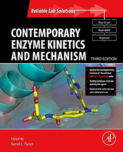 9780123786081: Contemporary Enzyme Kinetics and Mechanism (Reliable Lab Solutions) (Selected Methods in Enzymology)