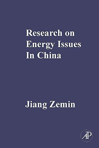 9780123786197: Research on Energy Issues in China