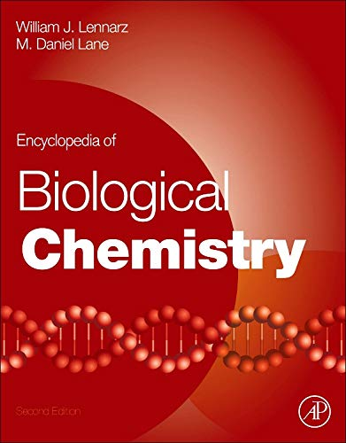 9780123786302: Encyclopedia of Biological Chemistry, Second Edition