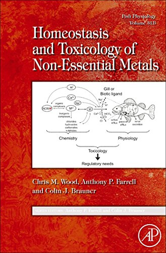 9780123786340: Fish Physiology: Homeostasis and Toxicology of Non-Essential Metals, Volume 31B