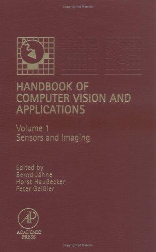 9780123797711: Handbook of Computer Vision and Applications