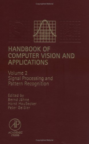 9780123797728: Handbook of Computer Vision and Applications