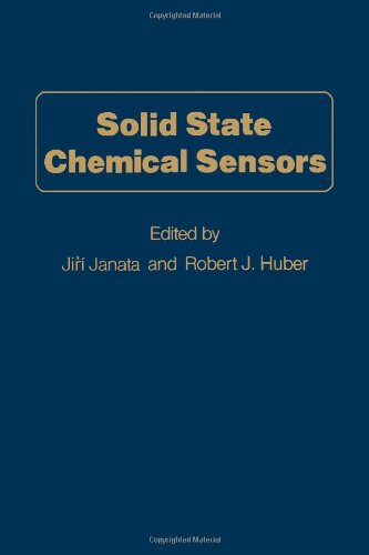 9780123802101: Solid State Chemical Sensors