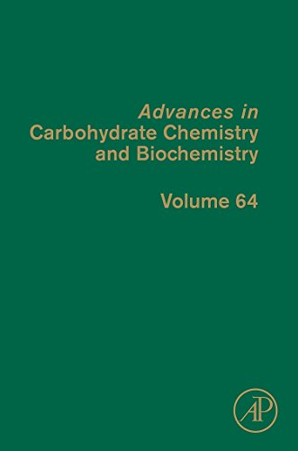 9780123808547: Advances in Carbohydrate Chemistry and Biochemistry, Volume 64
