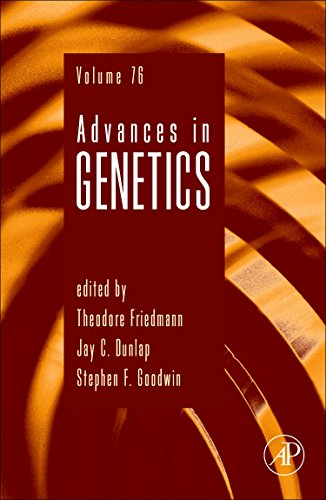 9780123808608: Advances in Genetics, Volume 73