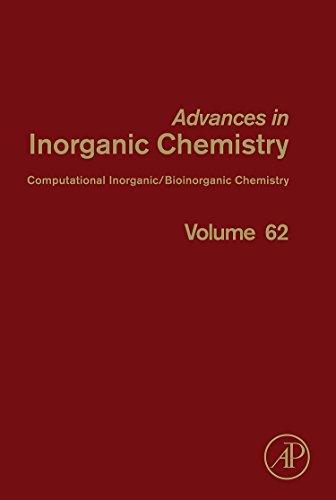 9780123808745: Theoretical and Computational Inorganic Chemistry, Volume 62 (Advances in Inorganic Chemistry)