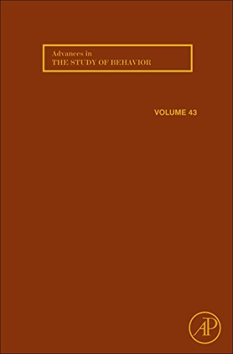 9780123808967: Advances in the Study of Behavior, Volume 43